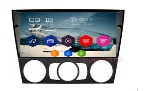 Android 9.1  quad core GPS  Car non dvd player For BMW E90 E91 E92 Manual A/C