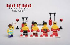 NEW Custom Lego MOC - Ultimate Boxing Collection Set - NEW Other BOXING RING