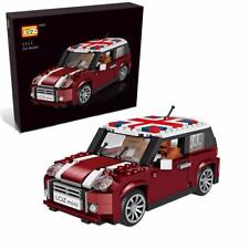 LOZ Transformed Series Weight Lifting Car Kids Puzzle Mini Block Brick Toy w//Box