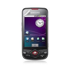 Housse coque etui gaufré pour Samsung Galaxy Spica i5700 couleur violet + Film p
