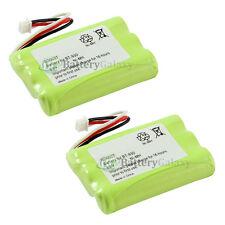 2 NEW! Cordless Home Phone Battery for ATT BT184342 BT28433 HOT!