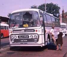 Black & White, Cheltenham UAD313H 6x4 Quality National Express Bus Photo