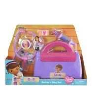 Disney Junior Doc McStuffins Doctor's Bag Set Pretend Play Ages 3+ NEW