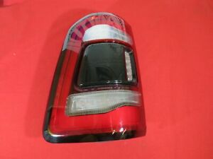 DODGE RAM 1500 DT LED Black Rear Left Tail Lamp NEW OEM MOPAR