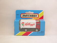 Delivery Truck Minties Matchbox(aus) Mb72