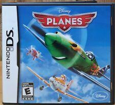 Disney Planes (Nintendo DS, 2013, Disney) *Complete E