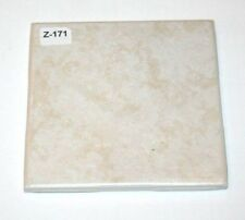 "1 Pcs Nos Ceramic Floor Wall Tile 4 1//4/"" Cream W Speckles Flecks Glossy z-325"