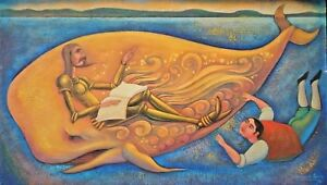 "Cuban Artist Painter ""Armando Tejuca"""