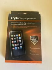 Copter Tempered Glass Screen Protector for Apple iphone 4/4s   - Clear