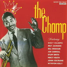 Dizzy Gillespie The Champ (Tin Tin Deo, The Bluest Blues) 1992 CD Nippon Japan