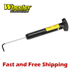 Wheeler Engineering Trigger Pull Scale/Gauge for Rifle/Shotgun/Pistol 8 oz-8 lbs