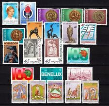 Luxembourg jaar/ann 1974 MNH Yv = 26,20 Euro vo1061