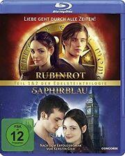 RUBINROT + SAPHIRBLAU (2 Blu-ray Discs) NEU+OVP
