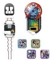 BANDAI Appli Drive SP Set Digimon Universe Appli Monsters Appmon Free Shipping