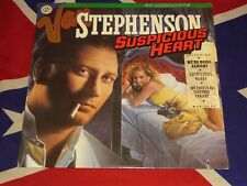 Van Stephenson-truffe Heart LP AOR 1986