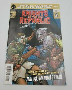 Dark Horse Comics STAR WARS Knights of the Old Republic 8 BRAND NEW UNREAD RARE