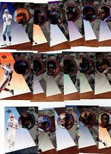 1997 UPPER DECK PROVIEW INSERT LOT 17 CARD LOT