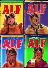 ALF SEASON 1 2 3 4 DVD Set Series TV Show Bundle Paul Fusco Tanner family Lot R1