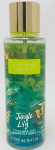 1 VICTORIA'S SECRET JUNGLE LILY FRAGRANCE MIST BODY SPRAY 8.4 FL OZ PERFUME
