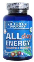 Victory Endurance All Day Energy Vitaminas, Minerales y Antioxidantes 90 cápsula