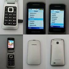 CELLULARE SAMSUNG GT C3520 GSM UNLOCKED SIM FREE DEBLOQUE
