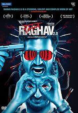 RAMAN RAGHAV 2.0 DVD - 2016 BOLLYWOOD MOVIE DVD / NAWAZUDDIN SIDDIQUI, VICKY KAU