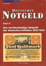 6019: Deutsches Notgeld, Band 12, Das wertbeständige Notgeld der dt. Inflation