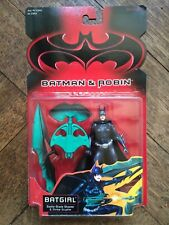 Batman and Robin Movie Batgirl Figure Kenner MOC