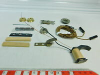 AG738-0,5# Ersatzteile für Spur 0/1 ?: Märklin Spule 12920-1 U2 ?, Räder etc.