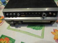 Motorola TF7565 Car Stereo Receiver 8 Track Player