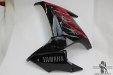 09-14 YAMAHA FZ6R Damaged Left Side Fairing Cowl