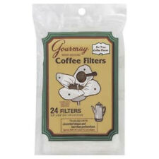 Gourmay Wrap Around Coffee Filter for Percolator package of 24 filters