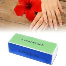 Nail Buffer Polishing Block File Sanding Manicure Pedicure & Polish