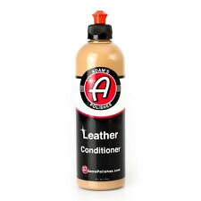 Adam's Polishes Adam's Leather Conditioner - 16 oz