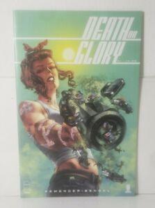 Death or Glory 1 (2018 IMAGE COMICS)[MAJOR MODERN INDIE KEY SPEC BOOK!] NM+!