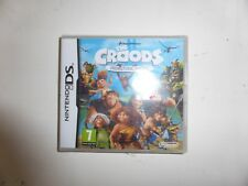 THE CROODS PREHISTORIC PARTY NINTENDO DS GAME BRAND NEW SEALED