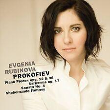 Evgenia Rubinova - Prokofiev: Piano Pieces [CD]