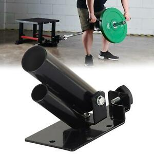 """Home Gym T Bar Row Landmine Attachment 360° Swivel for 1""""or 2"""" Olympic Bars"""