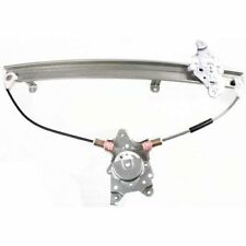 For Sentra 00-04, Front, Driver Side Window Regulator