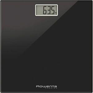 Bascula de Baño Digital con pantalla LCD capacidad de 150 kg Rowenta Premiss