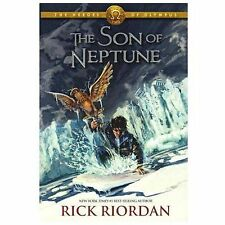 The Heroes of Olympus: The Son of Neptune 2 by Rick Riordan (2013, Hardcover,...