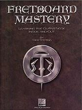 FRETBOARD MASTERY Stetina Book & CD GUITAR
