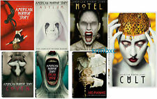 American Horror Story:The Complete Series Seasons 1-7(DVD 26-Disc Box Set) New
