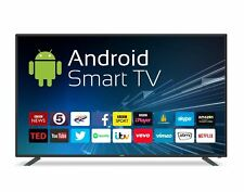 "Cello C85ANSMT 85"" Android Smart LED 4K TV with Wi-Fi and Freeview T2 HD"