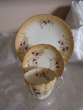 Royal Albert Crown China T.C.W. Vintage 3 piece