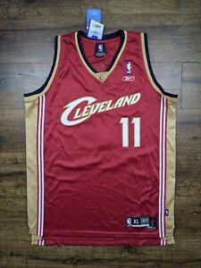 Reebok Swingman Cleveland Cavaliers Zydrunas Ilgauskas Jersey Brand New Size...