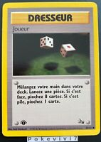 Carte Pokemon JOUEUR 60/62 Commune Fossile Wizard EDITION 1 FR