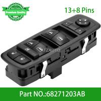 Power Mirror Driver Master Window Switch For Dodge 200 Dart Jeep 68271203AB