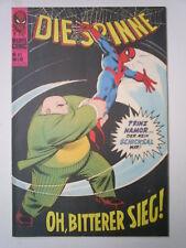 Die Spinne Nr. 61 - MARVEL COMIC HEFT 1976 - Williams Verlag