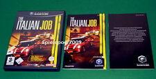 The Italian Job KLASSIKER mit Anleitung und OVP f. Nintendo GameCube KOMPLETT